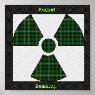 プロジェクトハンブルク: 区域51 ポスター
