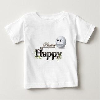 プロジェクトhappyface.png ベビーTシャツ