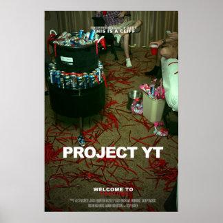 プロジェクトYT ポスター
