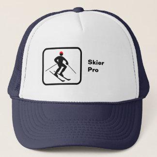 プロスキーヤー キャップ