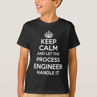 プロセスエンジニア Tシャツ