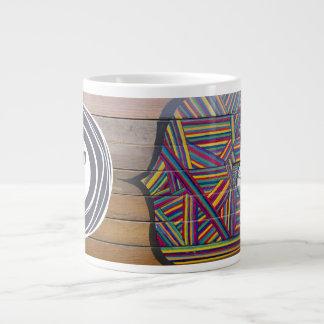 プロセスコーヒー・マグ ジャンボコーヒーマグカップ