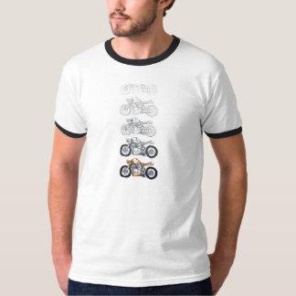 プロセス Tシャツ