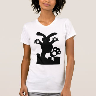 プロットのバニーの必要性! Tシャツ