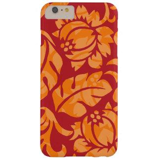 プロテアのPareauのハワイの熱帯花柄 Barely There iPhone 6 Plus ケース