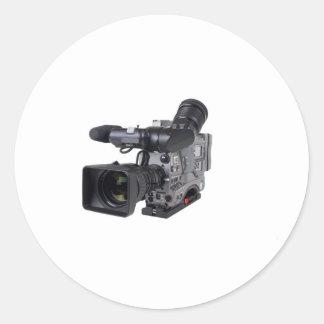 プロビデオ・カメラ ラウンドシール