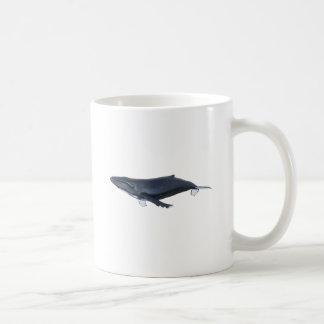 プロフィールのザトウクジラ コーヒーマグカップ