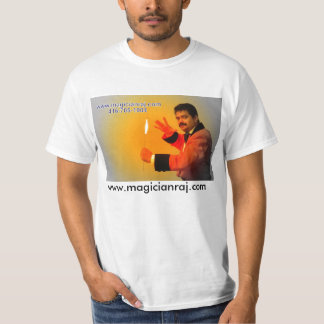 プロフェッショナル手品師DSCN1436、www.magicianraj… Tシャツ