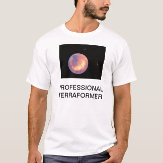 プロフェッショナルTERRAFORMER Tシャツ