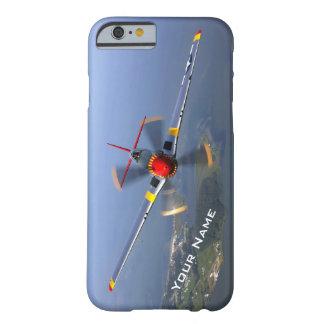 プロペラ機の航空機のiphoneの場合 barely there iPhone 6 ケース