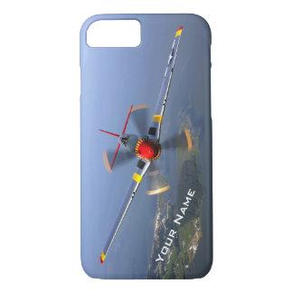 プロペラ機の航空機のiphoneの場合 iPhone 8/7ケース