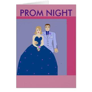 プロムナイト カード