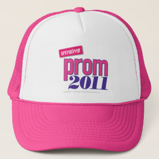 プロム2011年-ピンク キャップ