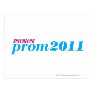 プロム2011年-水 ポストカード
