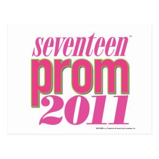 プロム2011年- Pink Lt ポストカード