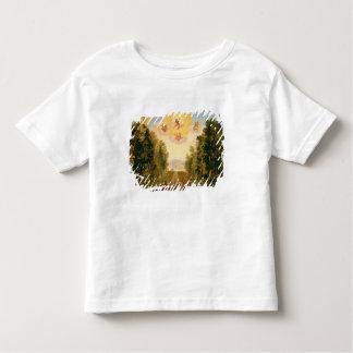 プロローグ: 楽しい森林島 トドラーTシャツ