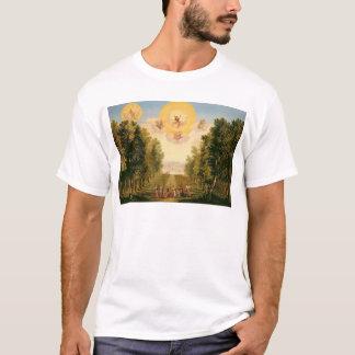 プロローグ: 楽しい森林島 Tシャツ