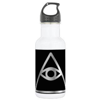 プロヴィデンスの宗教アイコンのCao戴の目 ウォーターボトル