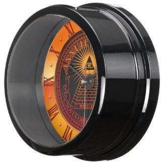 プロヴィデンスの時計の目
