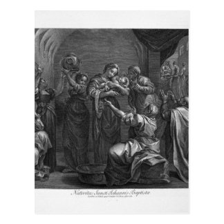プロヴィデンスジョヴァンニ・バッティスタ・ピラネージのアレゴリー ポストカード