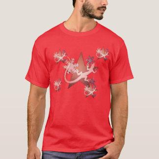 プロ冷たいBlooded Tシャツ