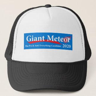 プロ巨大な流星2020及びアンチすべて候補者 キャップ