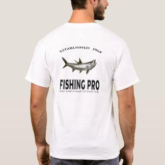 プロ採取 Tシャツ