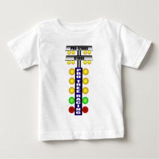 プロ木の競争 ベビーTシャツ