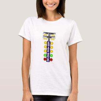 プロ木の競争 Tシャツ