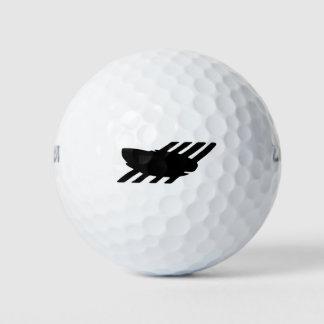 プロ種族のウイルソン超500の間隔のゴルフ・ボール ゴルフボール
