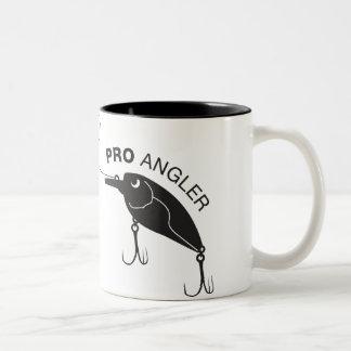 プロ釣り人 ツートーンマグカップ