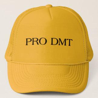 プロDMTの極度で黄色い帽子 キャップ