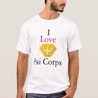 プロPsi隊のワイシャツ Tシャツ