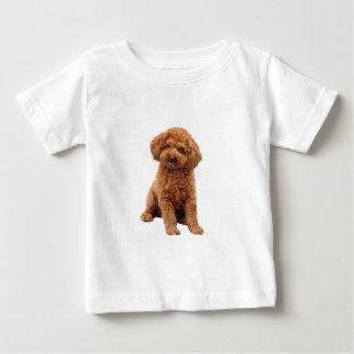 プードル-おもちゃ(杏子) ベビーTシャツ