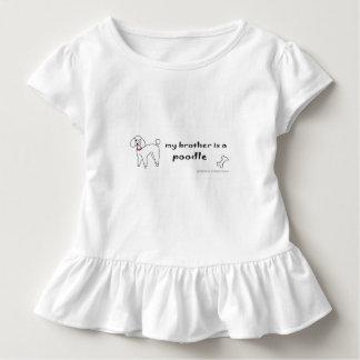 プードル-多くは繁殖します トドラーTシャツ