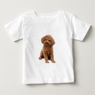 プードル-杏子(おもちゃかMin.) ベビーTシャツ