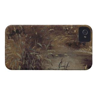 プールによる突進、c.1821 (紙の油船上に) Case-Mate iPhone 4 ケース