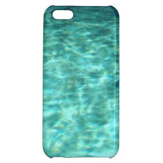 プールの波 iPhone5Cケース