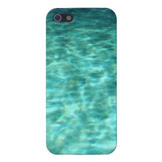 プールの波 iPhone 5 ケース