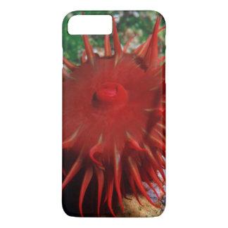 プールの紅海のアネモネ iPhone 8 PLUS/7 PLUSケース