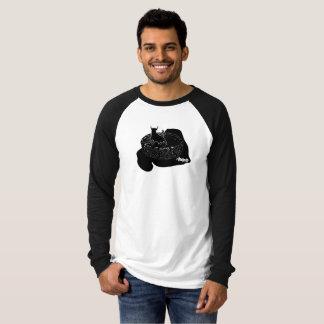 プールのBullの強いTシャツ Tシャツ