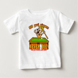 プールプレーヤー ベビーTシャツ