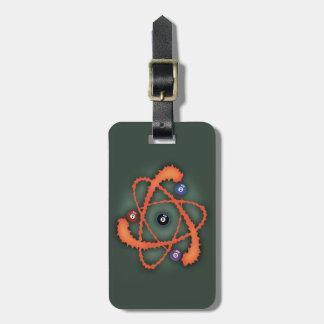プール原子II ラゲッジタグ