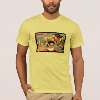 ヘアカットか。 Tシャツ