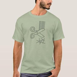 ヘアカットのTシャツ Tシャツ
