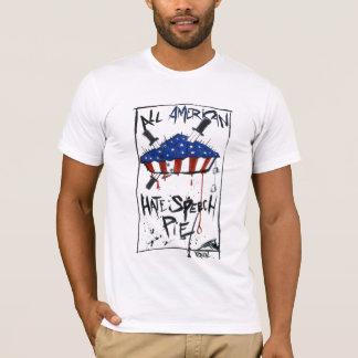 ヘイトスピーチパイ Tシャツ