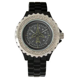 ヘッディング表示器の楽器 腕時計