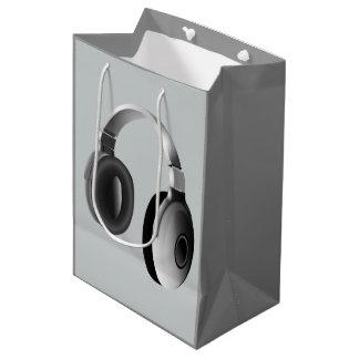 ヘッドホーン媒体のギフトバッグ ミディアムペーパーバッグ