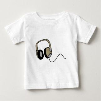 ヘッドホーン ベビーTシャツ