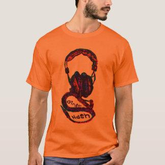 ヘッドホーン Tシャツ